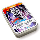 Nickelodeon Liquid Lava Putty Super Bounce Colour Illusion - Purple Flare