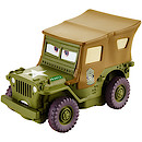 Disney Cars Wheel Action Drivers Vehicle - Sarge