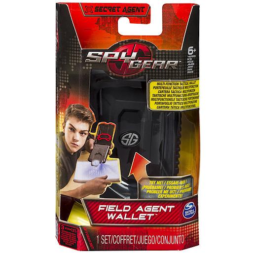 Spy Gear Micro Agent Field Agent Wallet