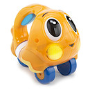 Little Tikes Ocean Explorers Push 'n Glow Orange Fish
