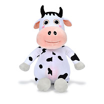 Little Baby Bum Nursery Rhyme Soft Toy - Cow