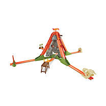 Hot Wheels Track Builder Volcano Blast