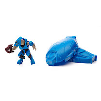 Mega Bloks Halo Blue Covenant Drop Pod