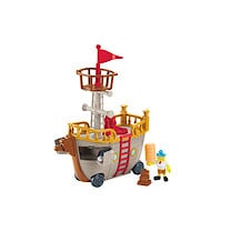 Imaginext Nickelodeon SpongeBob Movie Krabby Patty Food Truck