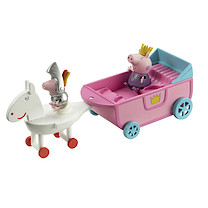 Peppa Pig Royal Carriage Set