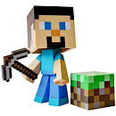 Minecraft  Steve Figure with Accessories