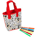 Disney Tsum Tsum Colour Your Own Totebag