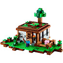 Lego Minecraft The First Night - 21115