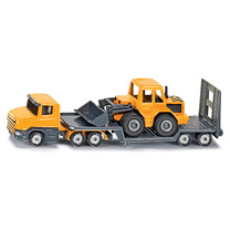 1616 Low Loader Truck with Front Loader Vehicles