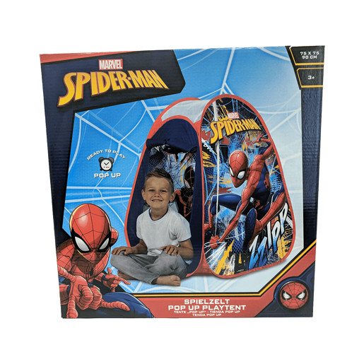 Spider Man Pop Up Tent