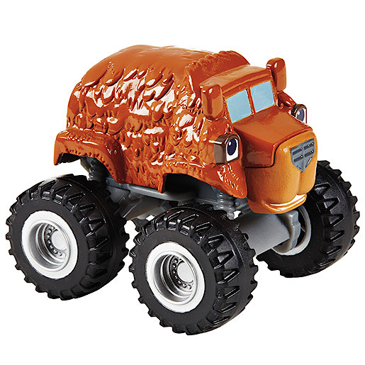 Image of Fisher-Price Blaze and the Monster Machines Die Cast Vehicle - Grizzly Bear