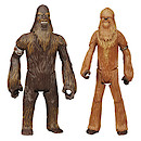 Star Wars Mission Series - Wullffwarro and Wookiee Warrior Figures