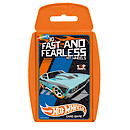 Top Trumps Hot Wheels Cards