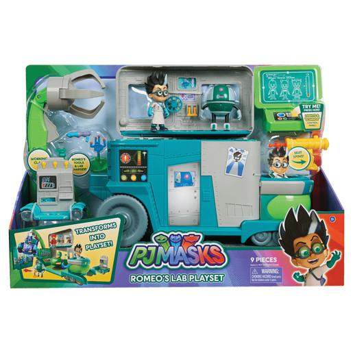 PJ Masks Romeo's Lab Playset