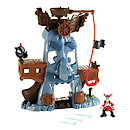 Jake and the Neverland Pirates Hook's Adventure Rock Playset