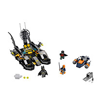 LEGO Super Heroes The Batboat Harbor Pursuit - 76034