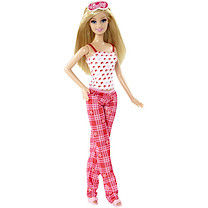 Barbie 30cm Holiday Doll