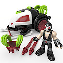 Fisher-Price Imaginext DC Super Friends - Bane Battle Sled