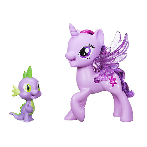 my little pony the movie princess twilight sparkle spike the dragon friendship duet