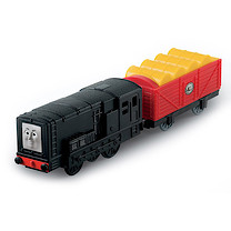 Fisher-Price Thomas & Friends Trackmaster Talking Train Diesel