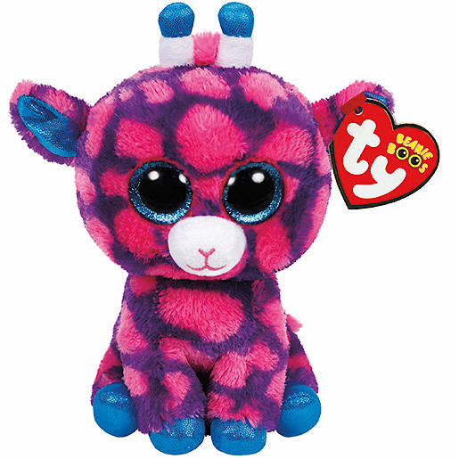 Ty Beanie Boos  Sky High the Giraffe Soft Toy
