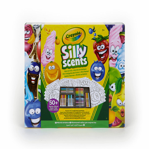 Crayola Silly Scents Art Kit