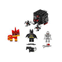 Lego Movie Batman and Super Angry Kitty Attack -70817