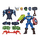 Marvel Super Hero Mashers Ultimate Avengers Set