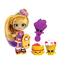 Shopkins Shoppies 15cm Pam Cake Doll