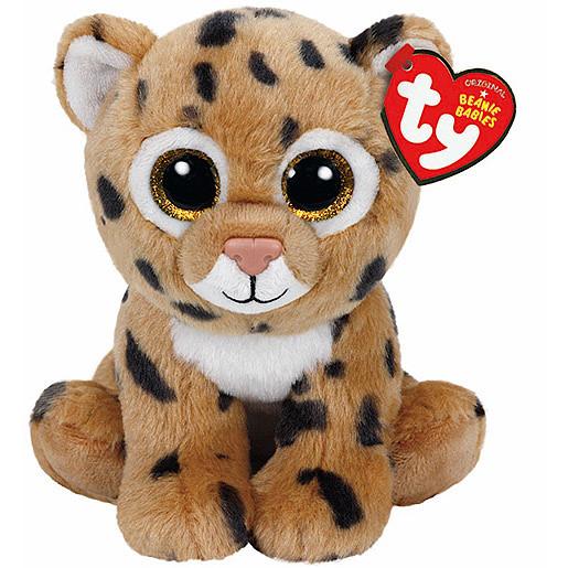 Ty Beanie Babies 15cm Soft Toy - Freckles
