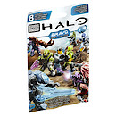 Mega Bloks Halo - Micro Action Figures Bravo Series Foil Bag