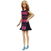 Barbie Fashionistas Doll - Floral Flair