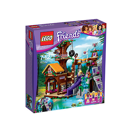 Lego Friends Tree House 41122 The Entertainer
