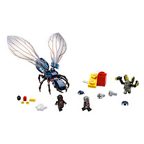 Lego Marvel Superheroes Ant-Man Final Battle - 76039