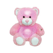 Snuggle Pets Lullabrites Soft Toy - Pink Teddy