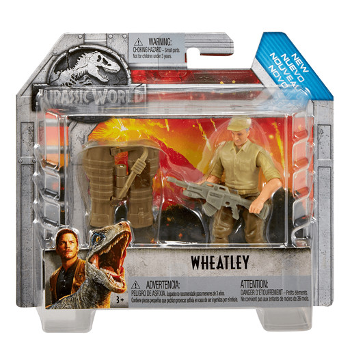 Jurassic World Figure - Wheatley