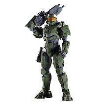 Sprukit Level 3 Master Chief Halo Figure
