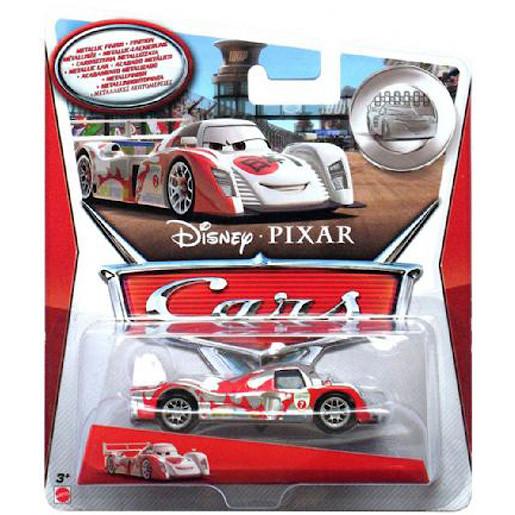 Image of Disney Cars Metallic Finish Series - Shu Todoroki Vehicle