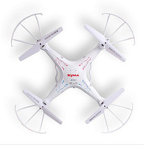 Syma X5S 4 Channel RC Quad Copter White