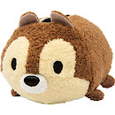 Disney Tsum Tsum 9.7cm Light Up Soft Toy - Chip