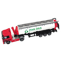 Friction Trailer Tanker Truck