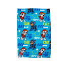Paw Patrol Fleece Blanket with Chase and Marshall