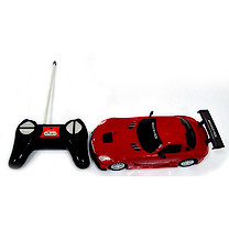 1:24 Remote Control Mercedes Benz SLS AMG GT3 - Red