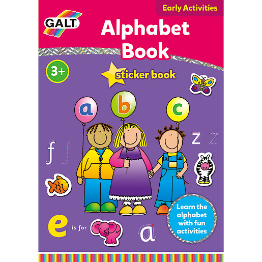 James Galt Alphabet Book