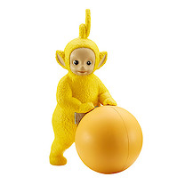 Teletubbies 8.5cm Collectible Laa-Laa Figure with Ball