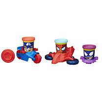 Play-Doh Marvel Can-Heads Vehicles
