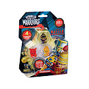 World of Warriors 4 Figure Collectors Pack