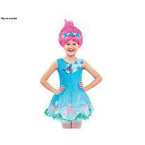 DreamWorks Trolls Poppy Dress Up Costume - (4-6 Years)
