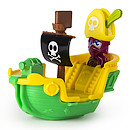Noddy Racer Vehicle - Pirate in Pirate Ship