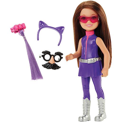 Barbie Spy Squad Chelsea & Accessory  Barbie Spy Squad Junior Doll Blue